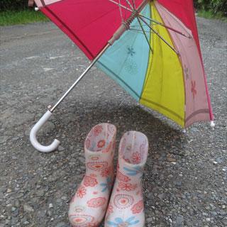 デート-雨の日