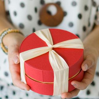 恋人に渡したプレゼント