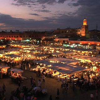 モロッコ-カサブランカ